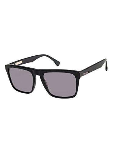 Lunettes Noir Homme Ferris Matte pour de Grey Quiksilver EQYEY03090 Black Slim soleil qw8YOxEx