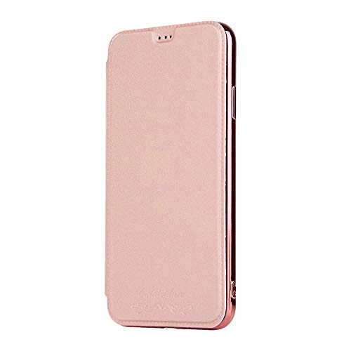 Halloween Hot Sale iPhone Case Cover!!!Kacowpper Slim Shock Absorption Bumper Glitter Leather Flip Case Cover Wallet Compatible iPhone XR/XS/XS Max]()