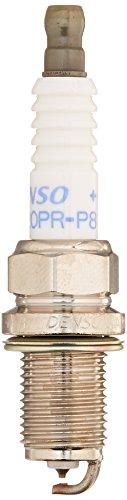Denso (3245) PK20PR-P8 Double Platinum Spark Plug, Pack of 1