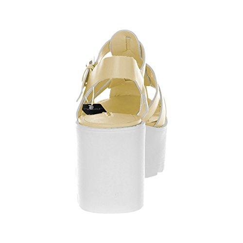 Windsor Moda Smith Di Gialli Donna Sandali RBtw14q0R