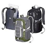 High Sierra Kelvin Backpack,Black/Ash