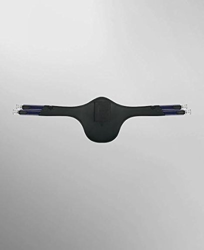 Sattelgurt Passier MARKUS EHNING havanna braun Stollenschutzgurt Leder elastisch