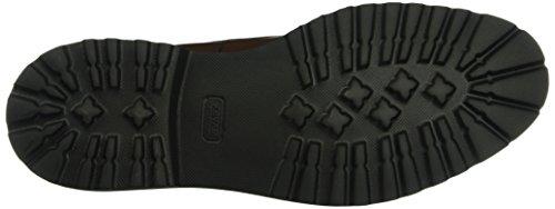 Joop! Kosmas High Lace Antik Leather, Botas Cortas Hombre Marrón (700)