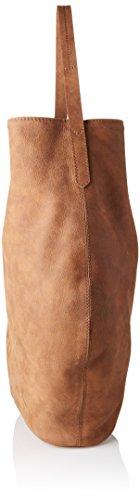 Timberland Tb0m5487, Borsa a Secchiello Donna, Marrone (Tortoise Shell), 15 x 42 x 37 cm (W x H x L)