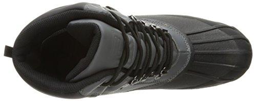 Fila Mens Weathertech Extreme Walking Shoe Castlerock / Nero / Argento Scuro
