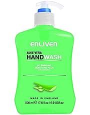 Enliven Aloe Vera Handwash -500 ml