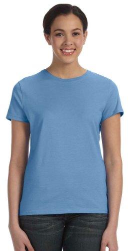 61c75dcd Galleon - Hanes SL04 - Ladies' Nano-T® T-Shirt