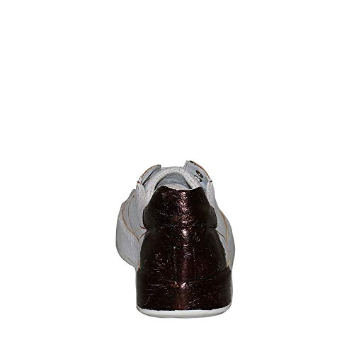 Noir Trump Felmini Baskets Cuir Multicolore Amour Chaussures Véritable Femme En Tomber B012 Avec xPqPwYp6r