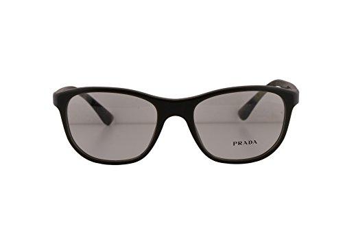Prada PR29SV Eyeglasses 54-19-140 Dark Green w/Demo Clear Lens UF81O1 VPR29S For Men (NO BOX & NO - Eyeglasses Prada Case