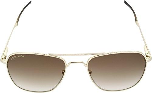 Rockwell Time Venezia Sunglasses, Venezia Gold Grad - Venezia Sunglasses