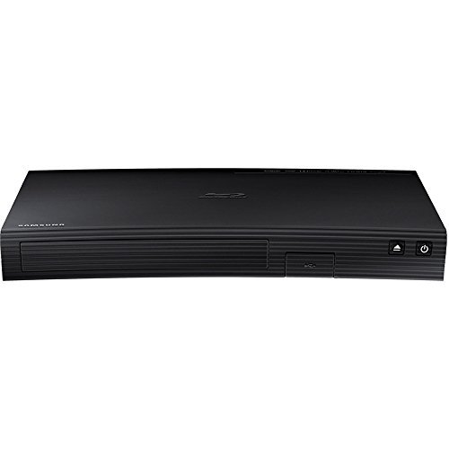 Samsung BD-JM51 Smart Blu-Ray Player 2015 Model (Certified Refurbished) by Samsung