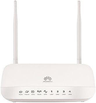 HUAWEI HG532D ADSL2 + Modem Router 300M con 2 antenas: Amazon ...