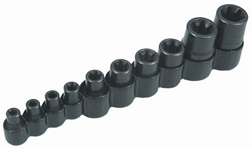 Lisle 26280 Torx Socket Set