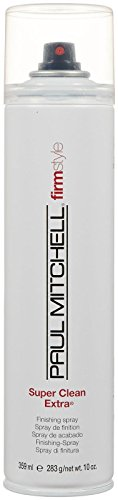 Paul Mitchell Firm Style Super Clean Extra Spray 10 oz (Firm Finishing Spray Extra)