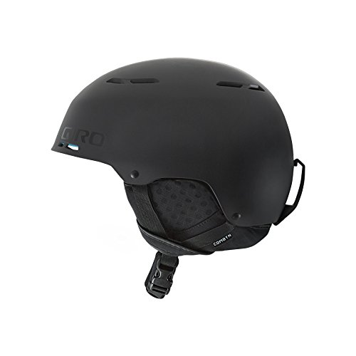 Giro Combyn Snow Helmet - Men's Matte Black Small by Giro