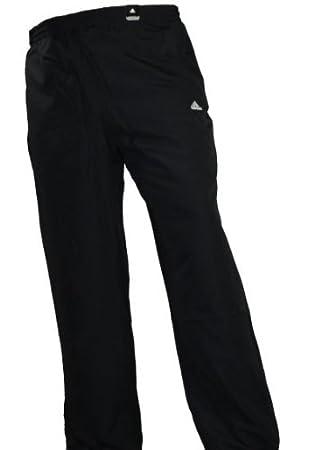 a3acf1f63f334e Adidas ESS BS woven Pants Herren Hosen Sporthosen Freizeithosen  Trainingshosen Fitnesshosen Schwarz Männer Lang Langgröße 62