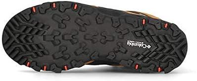 メンズ ハイキングシューズ スニーカー セイバー4ミッドアウトドライワイド 通気性 クッション性 防水 3E 幅広 カジュアル トラベル ウォーキング SABER 4 MID OUTDRY WIDE YI7463