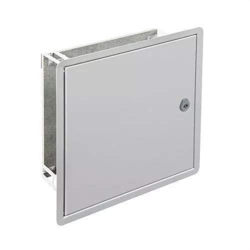 IDE AE4545 IP33 Registro Secundarios de Empotrar con Laterales Abiertos, Blanco, 495mm x 495mm x 150mm: Amazon.es: Industria, empresas y ciencia