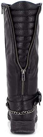 Kimberfeel - Jade - Botte de Neige pour Femme, Taille 37, Noir
