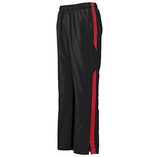 Augusta Sportswear MEN'S AVAIL PANT XL Black/Red