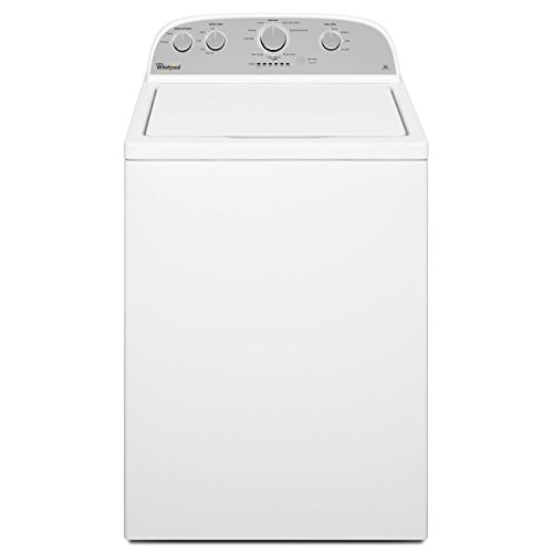 WHIRLPOOL GIDDS-53-8725 3.5 cu. Ft Top Load Washing Machine, White, 9 Wash Cycles