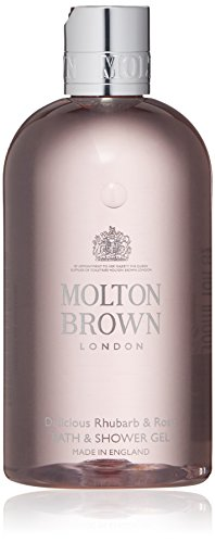 Molton Brown Delicious Rhubarb and Rose Body Wash, 10 Fl Oz (Molton Brown Body Wash 10 Fl Oz)