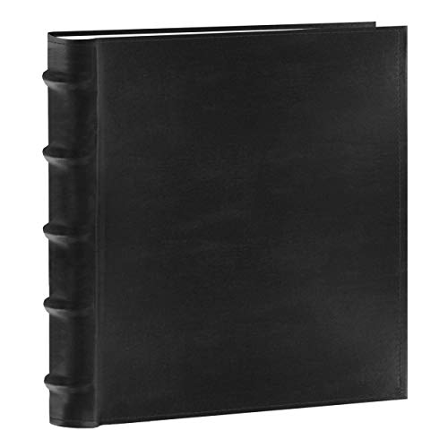 200 Pocket Album - Pioneer Photo Albums 200-Pocket European Bonded Leather Photo Album for 4 by 6-Inch Prints, Black