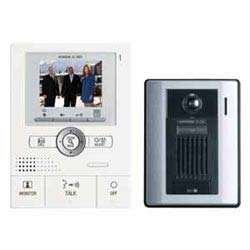 JKS-1AED Audio/Video Single-Door Intercom Set with Pictur...