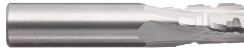 variant image of LMT Onsrud 67-215 Solid Carbide Upcut Phenolic Cutting Tool, Inch, Uncoated (Bright) Finish, 10 Degree Helix, 3 Flutes, 4.0000
