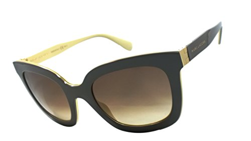 Marc Jacobs Mj560/s 100% Authentic Women's Sunglasses 52mm Brown Cream Lfijd (Authentic Marc Jacobs Eyewear Sunglasses)