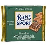Ritter Sport Almond Chocolate 100g.