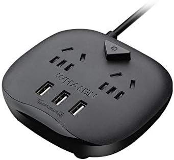 Tool Parts Multifunctional Socket Multi-port USB Arrangement Wiring Board Creative Stereo Arrangement Wiring Board
