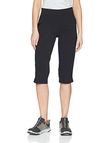 Columbia Women's Anytime Casual Capri Pant, Black, - Pants Nylon Capri
