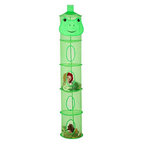 Honey-Can-Do Frog Hanging Mesh Organizer, 12