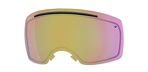 Smith I/O7 Replacement Lens- ChromaPop I/O7 / Storm Yellow Flash 65% VLT by Smith Optics