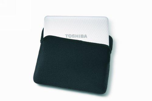 Toshiba 10.1-Inch Netbook Black Soft Sleeve ()