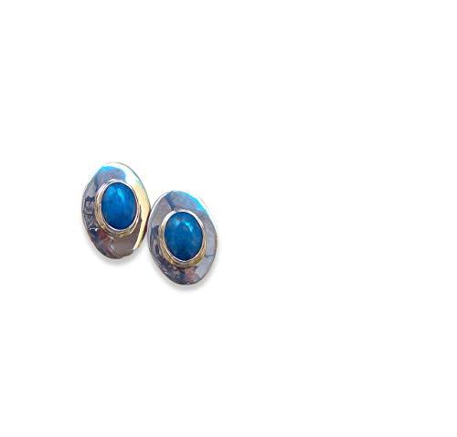 Firebird Jewelers Denim Lapis Post Earrings
