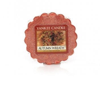 Yankee Candle Tart Wax Melt ~ Autumn Wreath ~ Set of (3) (Yankee Candle Tarts Set)