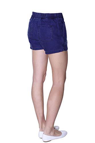 Jeans Blu Sadie Donna denim Pantaloncini Pepe Blue Bagno Da 000 fWdOcwfq01