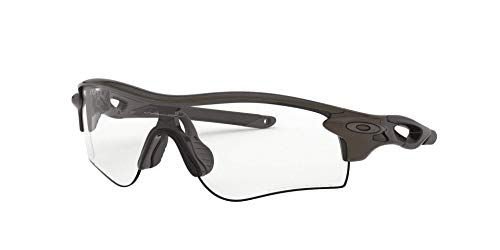 Clear Olive - Oakley Radarlock Path Olive/Clear Black Iridium Photochromic Lenis