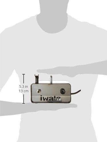 Iwata-Medea Studio Series Ninja Jet Single Piston Air Compressor