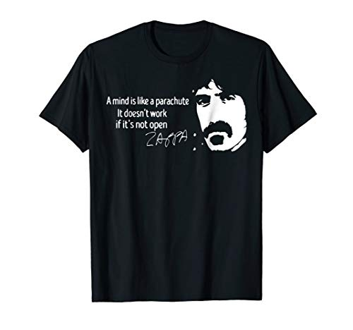 Frank zappa quotes t shirts for sale  Delivered anywhere in USA