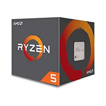 AMD Ryzen 5 1500X Processor with Wraith Spire Cooler (YD150XBBAEBOX)