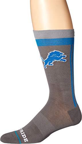 Stance Men's NFL Lions One Pride Grey ()