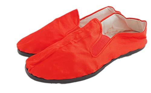 Terciopelo Kung Terciopelo Fu Zapato Rojo Kung Rojo Fu Terciopelo Zapato Kung rqnfwArI