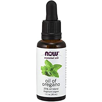 Now Solutions Oil of Oregano Blend, 1-Ounce