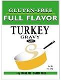 Full Flavor Foods: Gluten Free Turkey Gravy Mix 1.06 Oz (12 Pack Case)