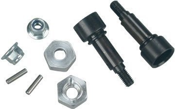 - XTM Accessories Axle Adapters - MMT/ Mammoth s /XLB Front by XTM