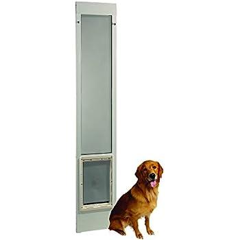 Amazon Com Fast Fit Pet Patio Door 80 Quot Extra Large