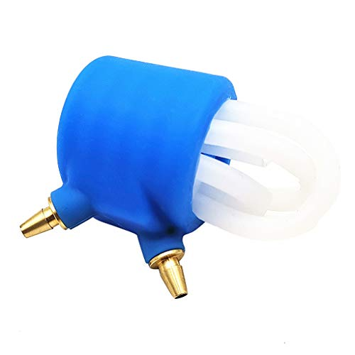 S3650 S3660 S3674 Motor Blue Rubber Water Cooling - GorNorriss New Rc Boat Water Cooling Jacket Parts Compatible with S3650 S3660 S3674 - Syma Rc Boats